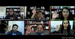 Trijez confirma acuerdo del Consejo General del IEEZ que impide realizar campañas en el extranjero