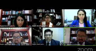 TRIJEZ confirma acuerdos del consejo general del IEEZ