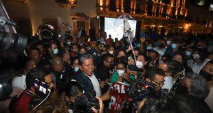 Inicia la transformación de Zacatecas: David Monreal
