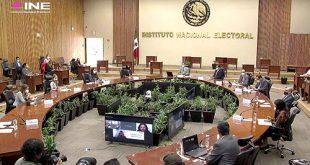 Se declara INE listo para recibir el voto libre de las y los mexicanos el próximo domingo 6 de Junio